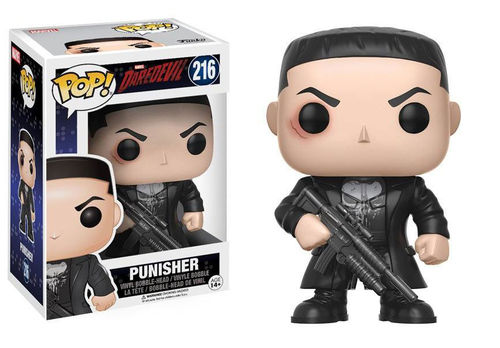 Figura POP Punisher