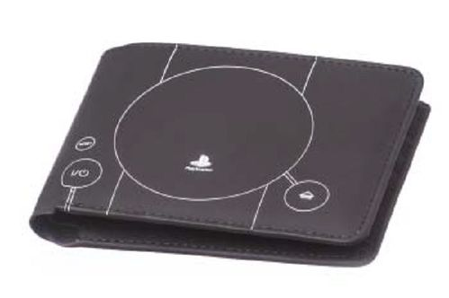 Monedero Azul Play Station