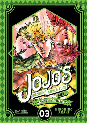 Jojo's Bizarre Adventure Battle Tendency Nº3