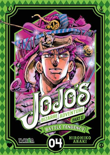 Jojo's Bizarre Adventure Battle Tendency Nº4
