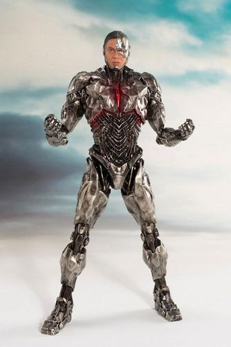 Figura Justice League Cyborg 1/10