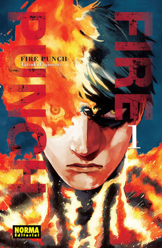 Fire Punch Nº2