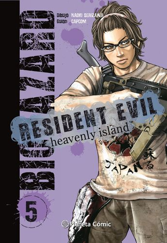 Resident Evil Heavenly Island Nº5