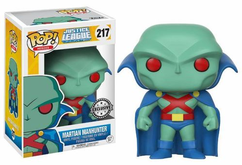 Funko Pop Martian Manhunter
