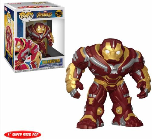 Funko Pop Hulkbuster Infinite War