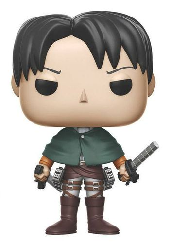 Funko Pop Levi Ackerman