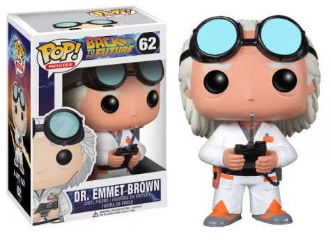 Funko Pop Doc Brown