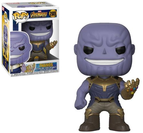 Funko Pop Thanos Infinity War
