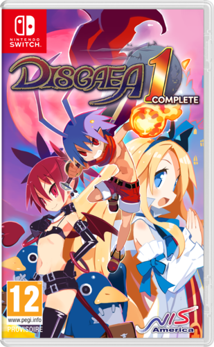 Disgaea 1 Complete SWITCH