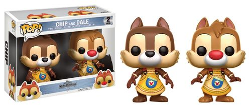 Funko Pop Chip and Dale