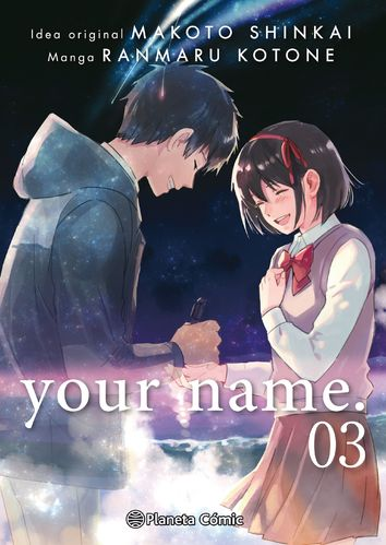 Your Name Nº3 (Manga)