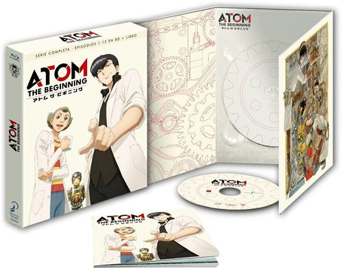 Atom the Beginning BR (Serie Completa)