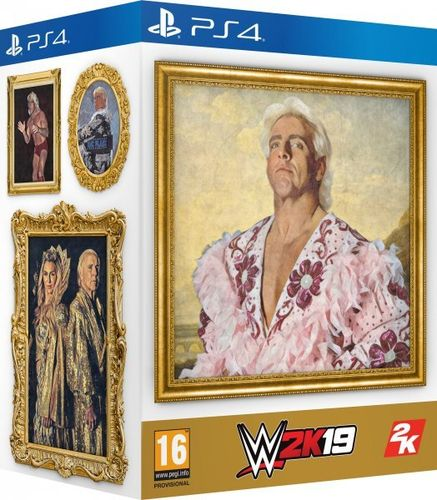 WWE 2K19 Collector Edition PS4