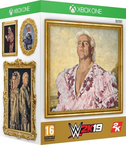WWE 2K19 Collector Edition XBOX ONE