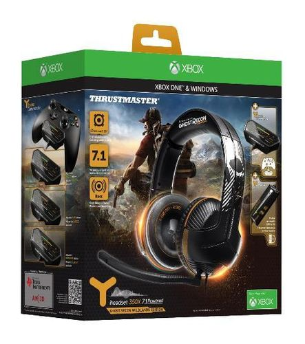 Headset Thrustmaster Y-350X Ghost Recon