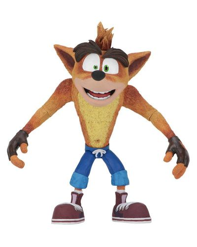 Figura Crash Bandicoot 14cm