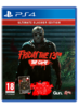 Friday the 13th El Videojuego Edición Ultimate Slasher PS4