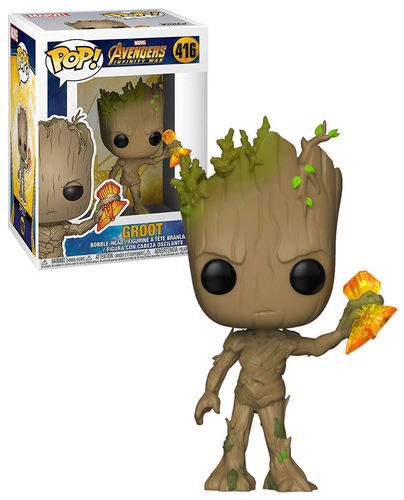 RESERVA Funko Pop Groot 416 Infinity War