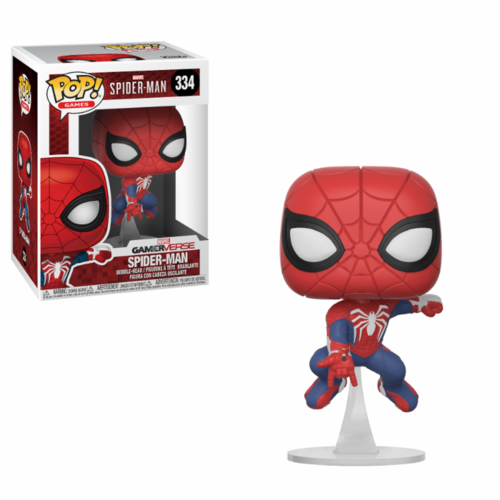 Funko Pop Spider-Man Marvel's Spiderman Videogame