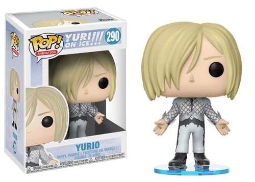 Funko Pop Yurio Yuri on Ice