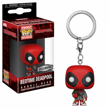 Funko Pop Llavero Deadpool Bata