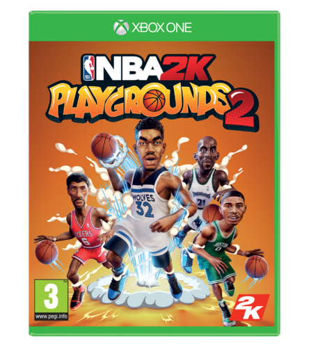 NBA2K Playgrounds 2 XBOX ONE