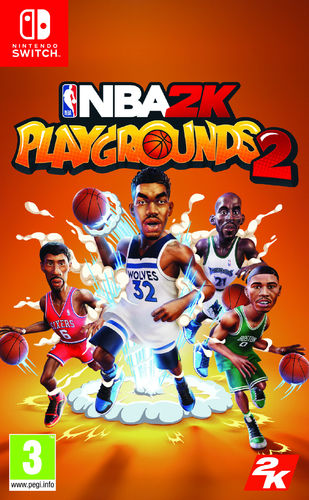 RESERVA NBA2K Playgrounds 2 SWITCH