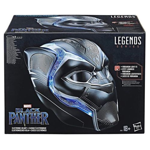 Casco Black Panther 1/1
