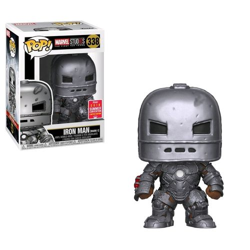Funko Pop Iron Man Mark 1 338