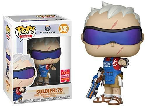 Funko Pop Soldier: 76  346 Overwatch