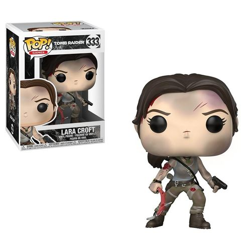 Funko Pop Lara Croft Tomb Raider