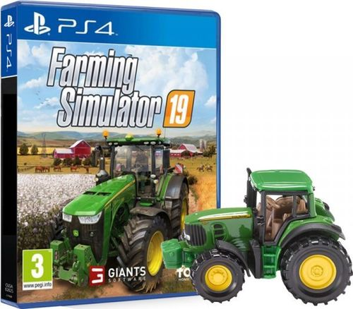 Farming Simulator 19 Edición Day One PS4