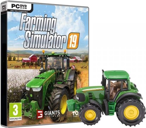 Farming Simulator 19 Edición Day One PC