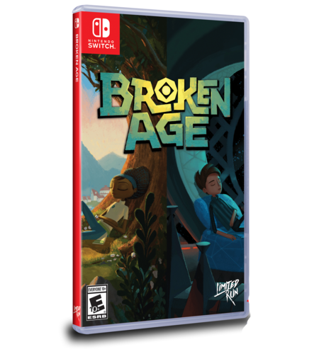 RESERVA Broken Age SWITCH