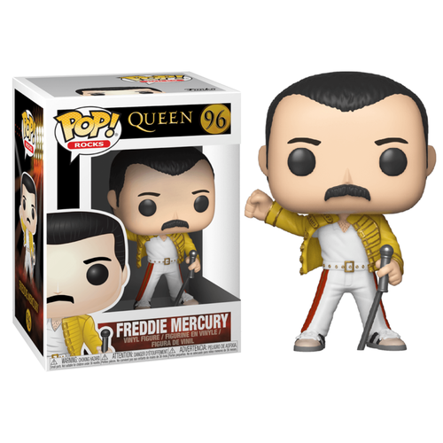 RESERVA Funko Pop Freddy Mercury Wembley