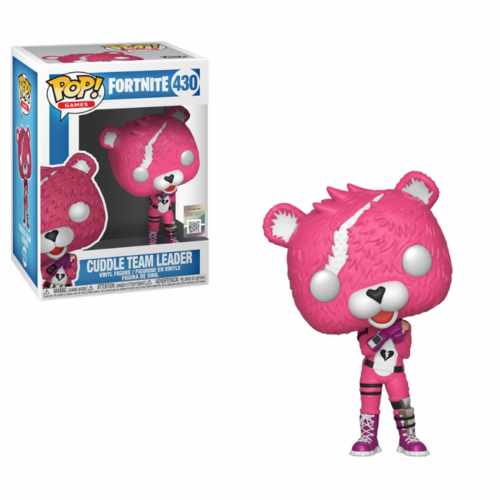 RESERVA Funko Pop Cuddle Team Leader