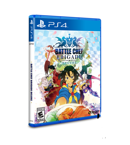 Battle Chef Brigade PS4
