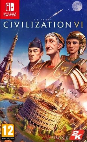 Sid Meier´s Civilization VI SWITCH