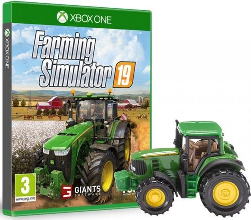 Farming Simulator 19 Edición Day One XBOXONE
