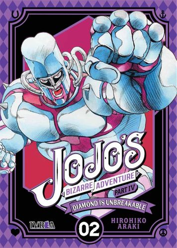 Jojos Bizarre Adventure Diamond is Unbreakable  Nº02