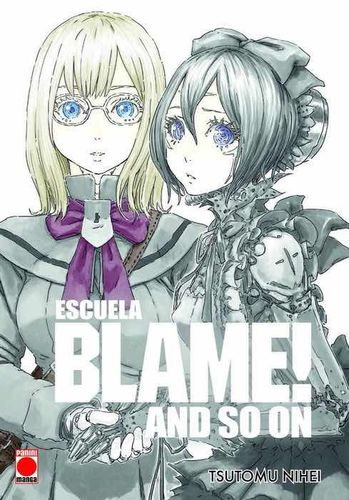 Escuela Blame And so On