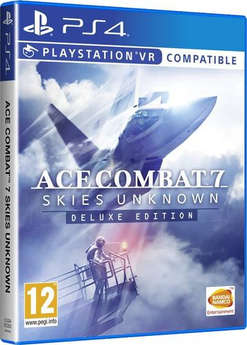 Ace Combat 7: Skies Unknown Edicion Deluxe PS4