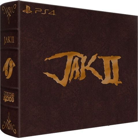 RESERVA Jak II Collectors Edition PS4