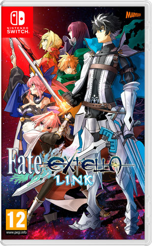 Fate/Extella Link SWITCH