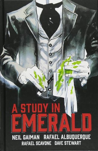 A Study in Emerald (INGLÉS)