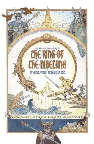 The Ring of the Nibelung (INGLÉS)