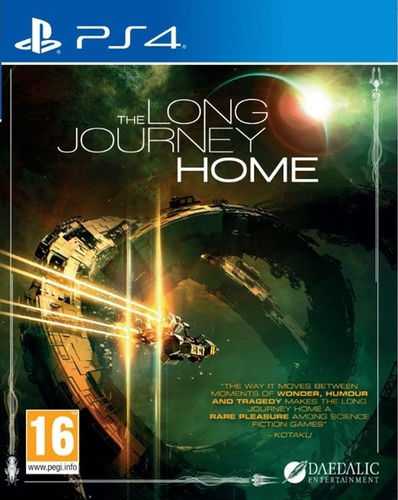 The Long Journey Home PS4