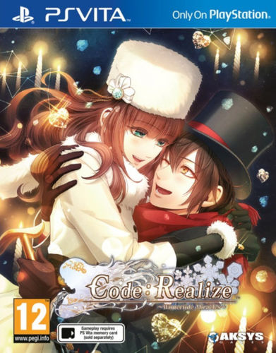 Code Realize: Wintertide Miracles PSVITA