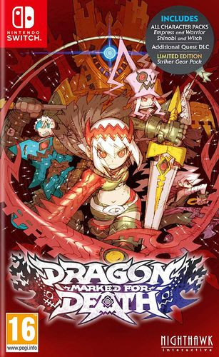 Dragon: Marked For Death SWTICH