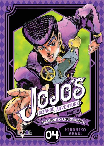 Jojos Bizarre Adventure Diamond is Unbreakable  Nº04